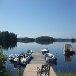 beautiful wilson lake resort