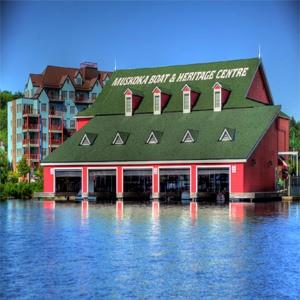 muskoka boat and heritage centre