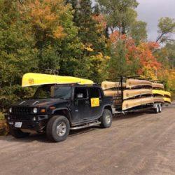 canoe algonquin