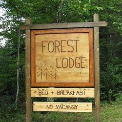 forest lodge b&b