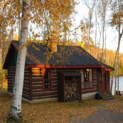 hay lake lodge