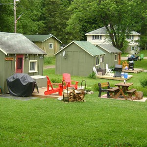 muskoka shores cottages