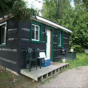 ye old cutter camp