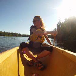 Pickerel River Canoe Trip