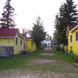 siesta cabins sundridge
