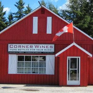 corner wines