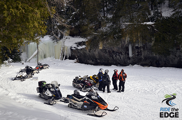 Ice Caves in Explorers' Edge