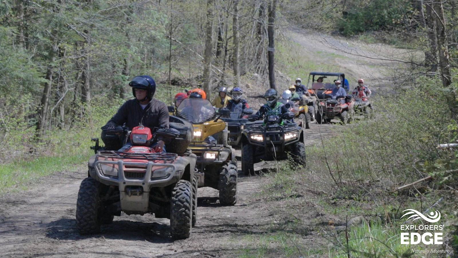 Atv Adventures Four Wheeling Fun Explorers Edge