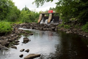 Pickerel River Dam