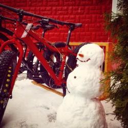 Fat Biking Parry Sound Bikes