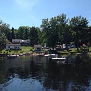 cozy commanda lake cottages