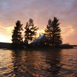 algonquin island retreat