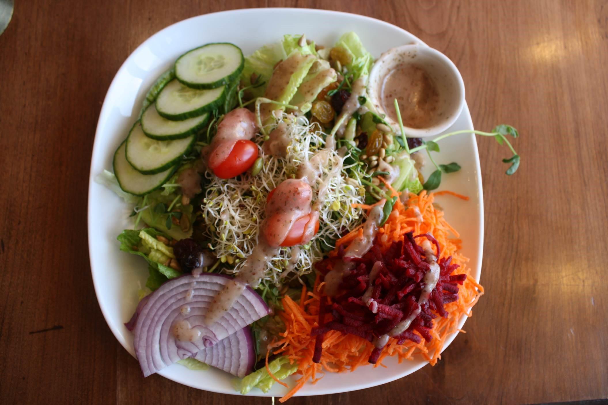 Fine Thymes Salad