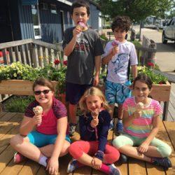 Island Queen Ice Cream 2015