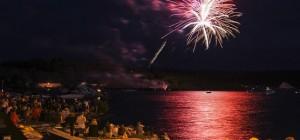 fireworks parry sound 2