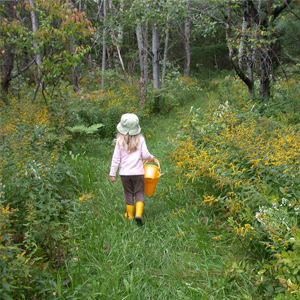 Girl Walking Discovery Routes Images