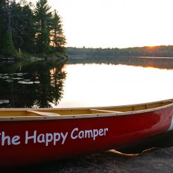 canoe hp1 - feature kevin callan