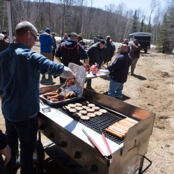 trailside cooking