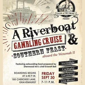 River boat gambling cruise gambling games instructions