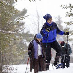 snowshoe-hike
