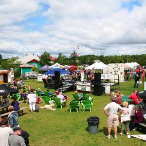 Dockside Festival Of The Arts Explorers Edge Algonquin Park Almaguin Highlands Loring Restoule Muskoka Parry Sound