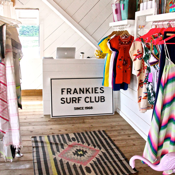 Frankies Surf Club business listing image