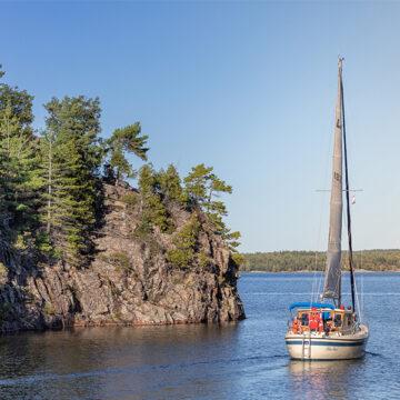 Diamond Waters Sailing business listing image