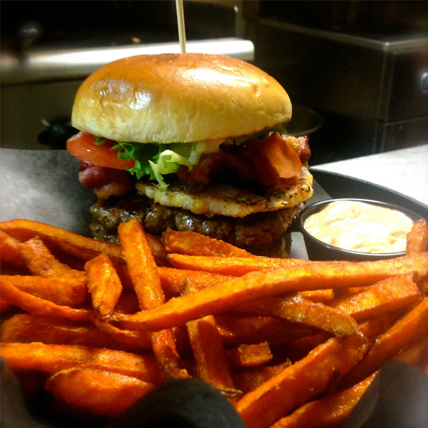 The Burger Shop business listing image