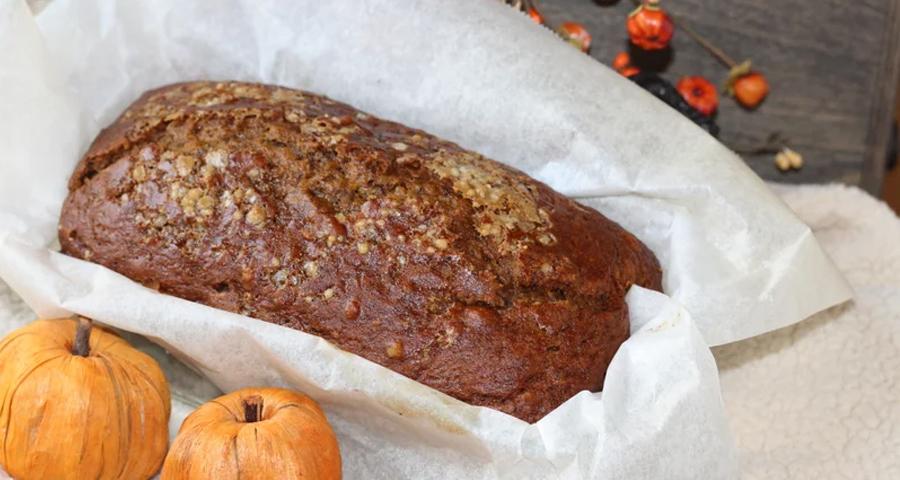 Maple Pumpkin Loaf