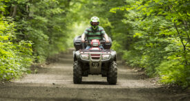 ATV Tour in the Great Canadian Wilderness