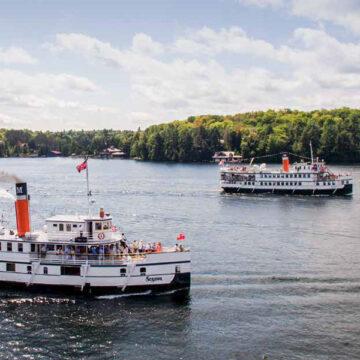 Muskoka Steamships event listing image