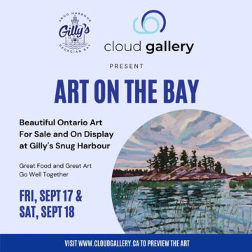 Art on the Bay event listing image