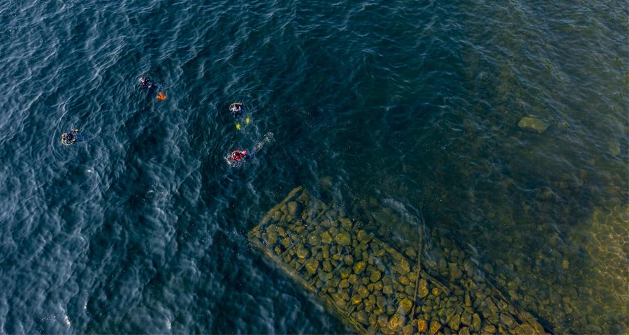 Scuba Diving GCW