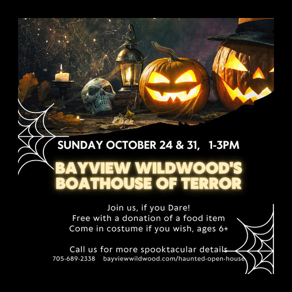 Boathouse of Terror event listing image